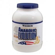 Anabolic Evolution
