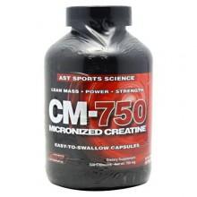 CM750 Creatine Caps