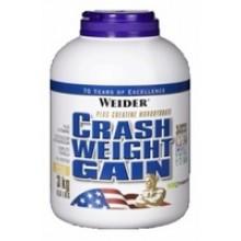 Crash Weight Gain