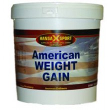 American Weight Gain
